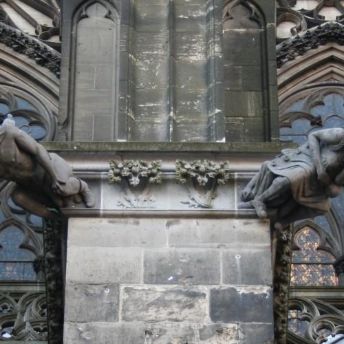 Linh vật Gargoyle trong kiến trúc phương Tây