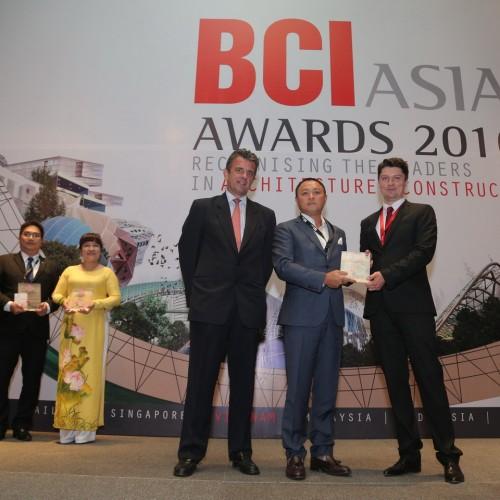 SonKim Land vào top 10 chủ đầu tư hàng đầu Việt Nam