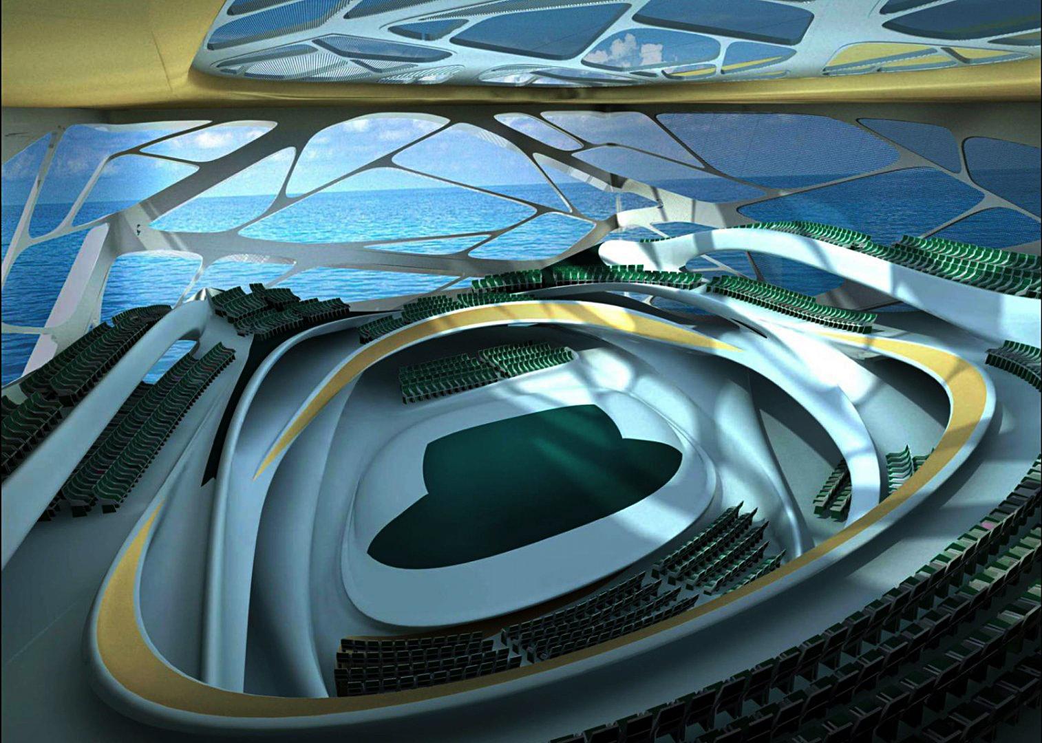 Abu Dhabi Performing Arts Centre 4