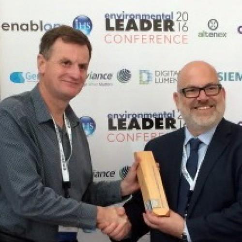 AkzoNobel nhận giải thưởng vì môi trường với sáng kiến phát triển bền vững ngành tàu biển