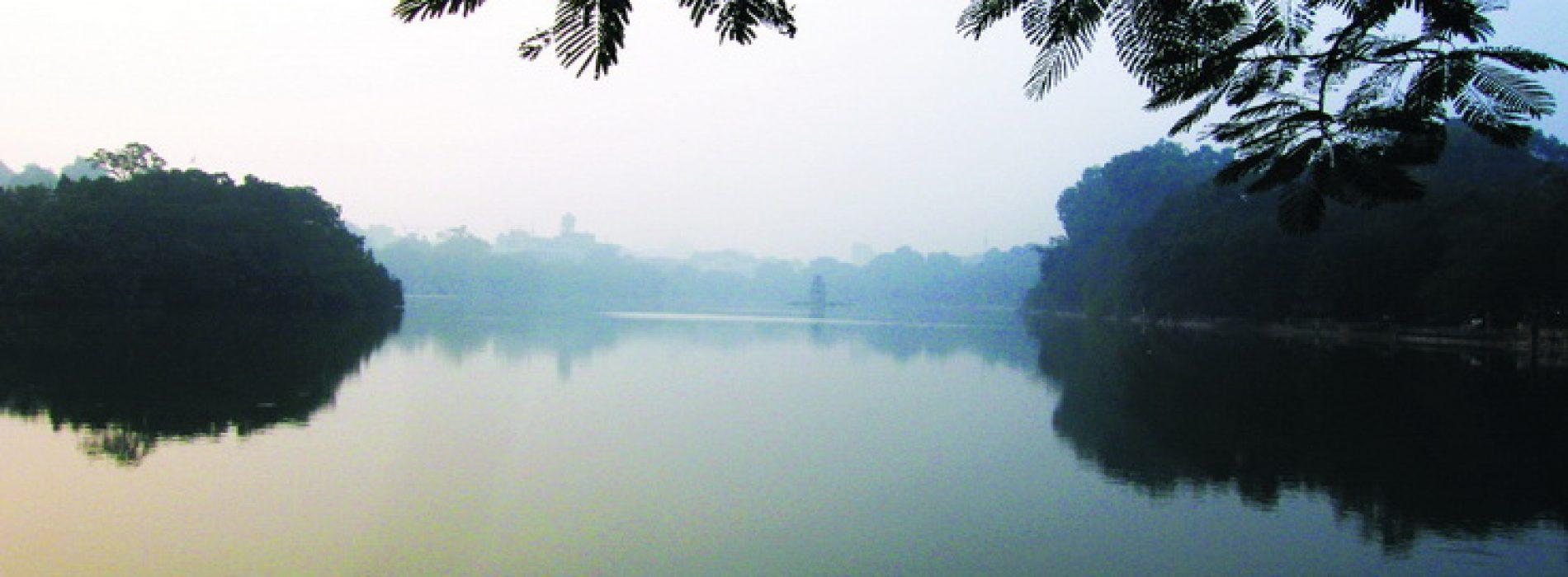 Khoảnh khắc nhiếp ảnh gia KTS Nguyễn Văn Tất