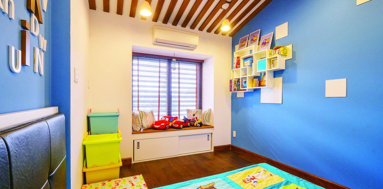 Không gian riêng dành cho trẻ