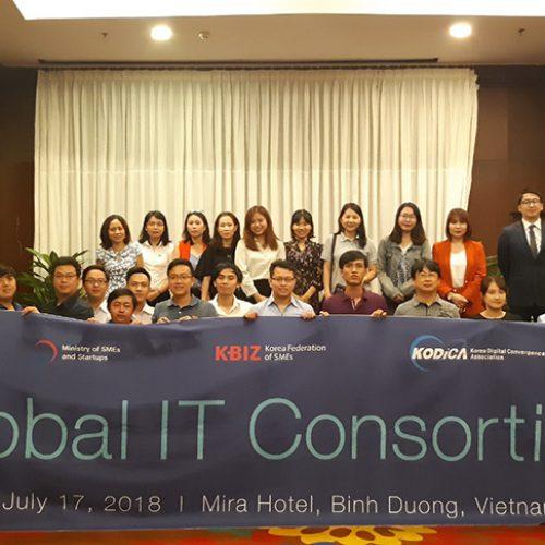 Hiệp hội Kỹ thuật số Hàn Quốc mở rộng hợp tác lĩnh vực công nghệ và phần mềm tại Việt Nam