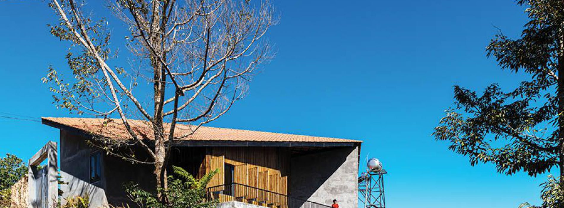 Ngôi nhà đón mặt trời trên cao nguyên M'nông