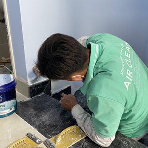 Kiểm chứng khả năng thanh lọc không khí của sơn nội thất
