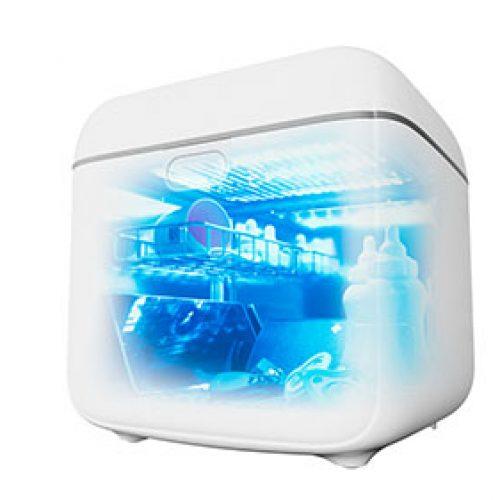 Hộp khử trùng Philips UV-C vô hiệu hóa tối đa vi khuẩn và vi rút trên vật dụng