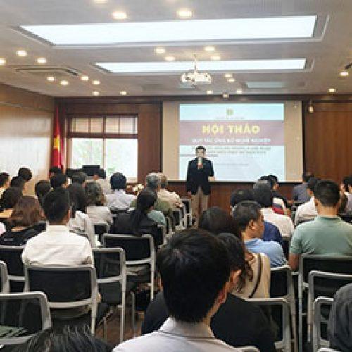 """KTS Đặng Kim Khôi: """"Đào tạo CPD phải thực chất, không chỉ để cấp chứng chỉ"""""""