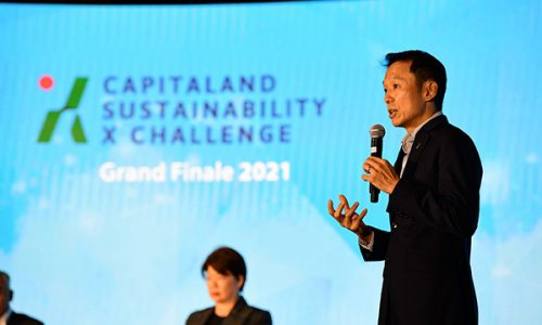 CapitaLand công bố Quỹ Đổi mới trị giá 50 triệu đô la Singapore và vinh danh nhà chiến thắng trong Thử thách bền vững CapitaLand X