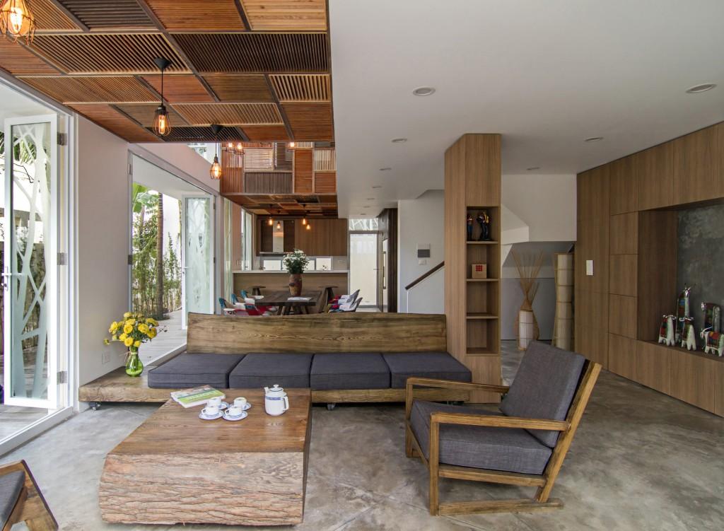 """11 resize 1024x7511 - Ngôi nhà thiết kế với chủ đề: """"Biệt thự Vườn Tùng"""""""