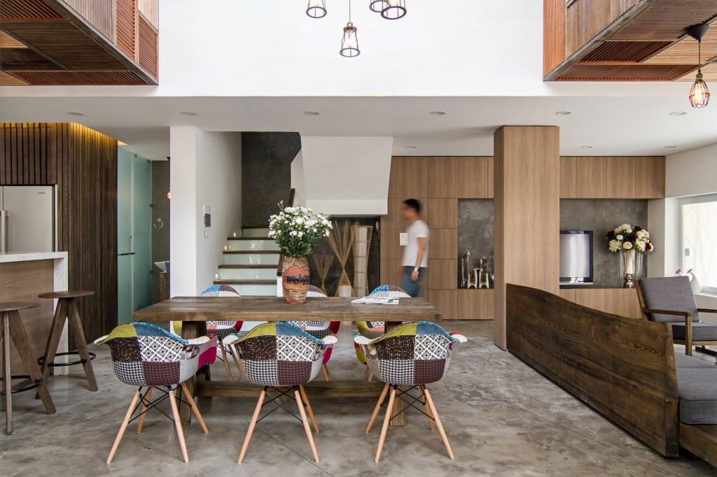 """6 resize 1024x6821 - Ngôi nhà thiết kế với chủ đề: """"Biệt thự Vườn Tùng"""""""